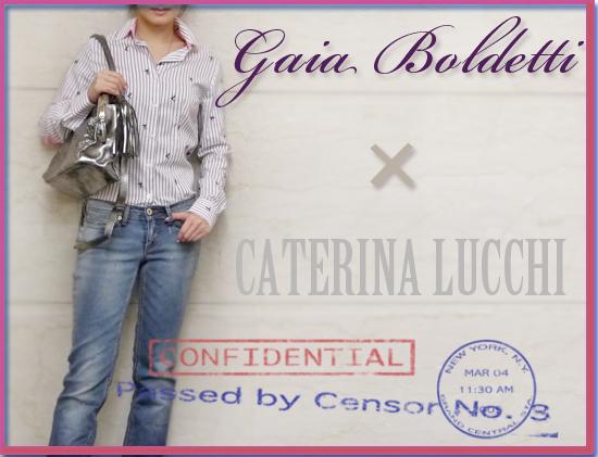 Gaia Boldettiは、イタリア北部トリノで1973年に設立されるとすぐにファッショニスタとして業界で注目を集めるようになったイタリアの女性用シャツ専門のブランドです。