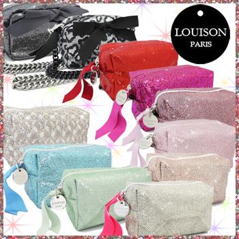 パリ発のバッグブランド「ルイゾン」。デザイナーのジャックとアニエスが1998年にファーストコレクションを発表。LOUISON
