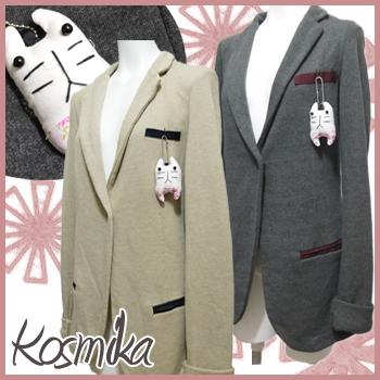 コスミカ イタリア製 遊び心のある大人カワイイ洋服をセレクト! kosmika