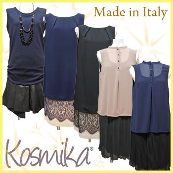 osmikaは、繊細な素材感とフェミニンなデザインが素敵な、パリに拠点のあるmade in Italyのブランドです。大人カワイイ 春物 夏物