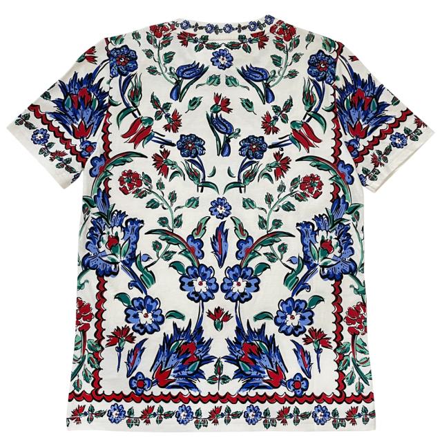 トリーバーチ プリントTシャツ #XS TORY BURCH