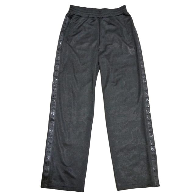 ルシアンペラフィネ メンズ ジャージパンツ 黒 #M lucien pellat-finet