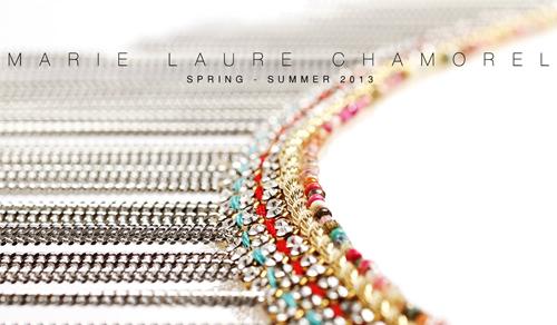 MARIE-LAURE CHAMOREL
